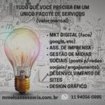 MMelo assessoria - Gestão de redes sociais
